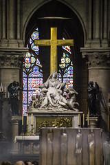 Notre-Dame de Paris (Pedro Paulo Palazzo) Tags: gothicarchitecture paris france piet