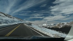Trail Ridge Road . . . (Dr. Farnsworth) Tags: rmnp mountain trailridge elevation snow ice sunshine guardrails treeline danger rockymountainnationalpark co colorado fall october2016