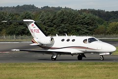 OE-FZE Cessna 510 Citation Mustang (Gerry Hill) Tags: biz bizjet business jet corporate businessjet privatejet corporatejet executivejet jetset aerospace fly flying pilot aviation airplane plane aeroplane aircraft airport apron gerry hill photograph pic picture image stock aircraftstock airplanestock aviationstock businessjetstock bizjetstock privatejetstock jetstock air transport oefze cessna 510 citation mustang globe
