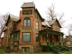 Niles, Michigan Victorian (Equinox27) Tags: niles michigan victorian house