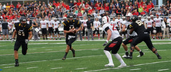 25 (dordtfootball2014) Tags: dordt northwestern