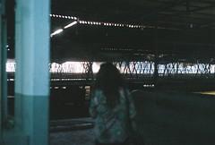 000047 (sizitanimiyorum) Tags: woman looking zenit 122 analog film tudor outdoor street photo searching style vintage