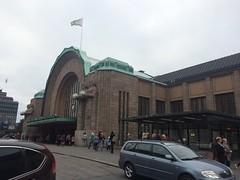 Central Railway Station, Helsinki, Finland (ReginaVoronaya) Tags: centralrailwaystation helsinki finland