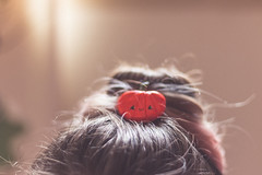 pumpkin bun (bunnyge) Tags: pumpkin abbora kawaii bun coque hair cabelo halloween