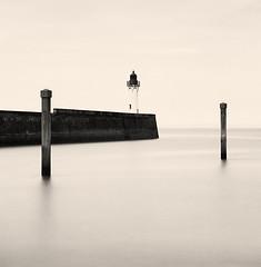 Saint Valery en Caux, Normandy (Rafal Krol) Tags: rafal krol ireland frnace normandy silence hasselblad ilford delta