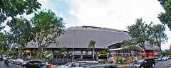 Plaza Surabaya (BxHxTxCx (using album)) Tags: surabaya building gedung architecture arsitektur shopping