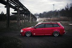 Audi A4 | JR-11 18x9,5 ET30 Hiper Black (JR Wheels) Tags: a4 audi concave japanracing jr11 jrwheels japanracingwheels