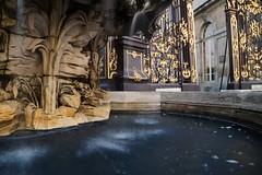 (emymind) Tags: eau pierre bleu fontaine goutte stanislas placestanislas dorure