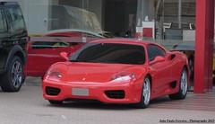 Novidade em Goiânia: Ferrari 360 Modena (João Paulo Fotografias) Tags: 360 ferrari modena em goiânia novidade