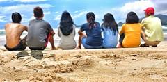 kebersamaan (kha twentie) Tags: travelling pantai banyuwangi kebersamaan pulaumerah
