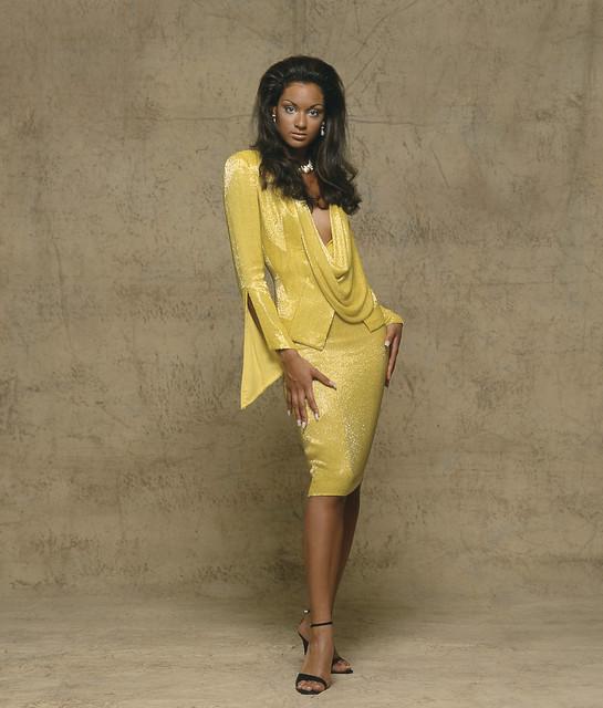 Ebony fashion models