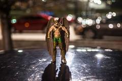 The Hawkman (misterperturbed) Tags: night dccomics hawkman new52 dccollectibles new52hawkman