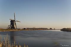 Broekmolen Alblasserwaard (ronwestbroek2) Tags: light sky sun mill reed water netherlands licht nikon nederland sp di lucht tamron vc zon riet f28 alblasserwaard molen usd 2470mm