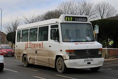 McNairn, Coatbridge CU04AOL (busmanscotland) Tags: travel mercedes jj mercedesbenz aol coatbridge mcnairn o814 cu04 essbee cu04aol c24f