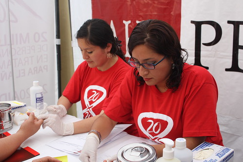 World AIDS Day 2014: Peru
