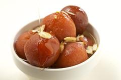 Gulab Jamun (rathinb4u) Tags: usa nj sweets sukhadia iselin gulabjamun mithai