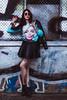 Bubble Gum (ChristopherSch) Tags: world street blue red white berlin sexy rot eye love ariel girl beautiful beauty fashion lady female cat germany hair naked spider blackwhite nice nikon women kiss view serious live nackt german balck blau frau nikkor markt mädchen streetview hackischer schön wunderschön nkkor