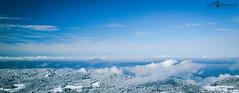 Au-dessus (Fontaine Loic - photographie) Tags: winter sky panorama cloud snow ski france mountains alps nature clouds montagne canon landscape tramonto hiver natura ciel cielo neve neige nuage nuages paysage alpi francia montagna 6d flickrunitedwinner