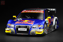 Red Bull Audi A4 DTM 2006 (JOJO BEE - DIECASTCARSGROUP) Tags: scale car race miniature model 2006 racing replica audi dtm pma motorsport 143 diecast minichamps audisport tomczyk paulsmodelart