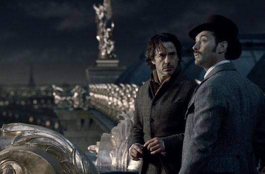 RT @PremiereTele: SHERLOCK HOLMES 2 : une suite décevante ou un film daction à ne pas rater ? http://t.co/zFholBDgb1