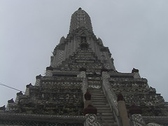 Tower in Wat Phra Chetuphon