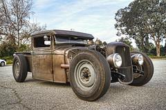 The Usuals Annual Xmas Car B Q (dmentd) Tags: hotrod custom streetrod