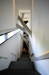 Jewish Museum Berlin (aquillar) Tags: berlin museum architecture germany stair interior daniellibeskind nikkor1855 nikond7000