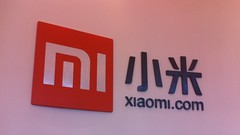Xiaomi logo sign by jonrussell, on Flickr