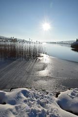 Lac Saint Point (aurelie amiot) Tags: lake france nature saint point landscape hiver lac 25 neige paysage beautyfull doubs comt franche montperreux chaon