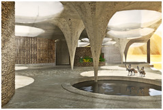 1501 oasis 16 (Klaas5) Tags: architecture study architektur architectuur studie vormgeving designstudy ontwerpstudie designbyklaasvermaas picturebyklaasvermaas