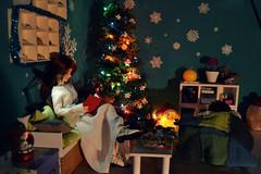 fhn1 (Yuki~AstridDreams) Tags: navidad hobby emilia bjd lester yoyo diorama muecas mueca souldoll fotohistoria bjdoll