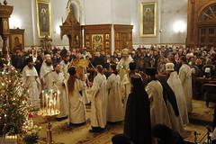 11. Праздник Богоявления в Святогорской Лавре