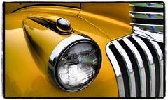 '41 Chevy Light (NoJuan) Tags: chevrolet chevy headlight chevytruck autodetails micro43 microfourthirds olympusartfilter olympusep5 1232mmpanasonic vintageautodetails
