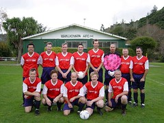 2003 Seasons PCFC Chatham Cup side vs Wainuiomata (shorty_nz_2000) Tags: new city game cup club giant golden football amazing soccer games historic chatham zealand wellington masters killers fc oldies afc wainuiomata memorable porirua pcfc giantkillers