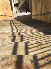 ovanifrån (suskon72) Tags: light shadow stairs fotosondag ovanifran fs150301