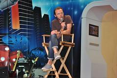 Simon Pegg (subxinu) Tags: startrek lasvegas creation convention