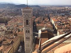 Campanile di Giotto - Santa Maria del Fiore / Firenze (dan.in93) Tags: santa church architecture del maria firenze toscana fiore brunelleschi cattedrale
