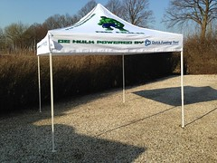 Quick Folding Tent  - Mobiele Tent