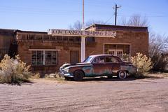 Cow Canyon Trading Post (nikons4me) Tags: utah buick 1949 bluff straight8 straighteight cowcanyontradingpost sonye1855mmf3556oss sonynex7