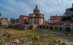 Roma (03) (Vlado Ferenčić) Tags: italy roma cities tokina12244 nikond90 citiestowns castleschurches romachurch