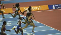 Birmingham Indoor Athletics 93 (Mount Fuji Man) Tags: birmingham grandprix indoorathletics womens60metres