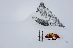 Southern end of the Trident - camp 2 (886m) (sylweczka) Tags: snow ski mountains expedition skiing tour glacier southgeorgia skitour sylweczka shackletonsroute