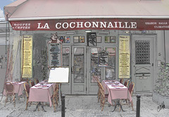 La Cochonnaille (cliffhope73) Tags: paris france restaurant nikon cliffhope