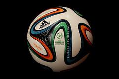 BRAZUCA UEFA EURO U-19 HUNGARY 2014 ADIDAS MATCH BALL 04 (ykyeco) Tags: world brazil cup ball germany football hungary fussball euro top fifa soccer ballon u match bola adidas 19 uefa pelota palla balon pallone pilka 2014  omb brazuca  matchball u19 spielball