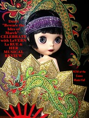 Blythe-a-Day March#15: The Ides of March: LaVern La Rue