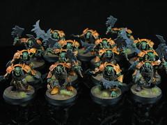 Orruk Brutes (T Markham) Tags: ageofsigmar aos warhammer fantasy orks orcs gamesworkshop