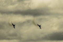 French ripping the skies apart (Nick Collins Photography, Thanks for 2 million vie) Tags: aircraft airshow aviation flying military raf riat fairford canon 7dmk2 500mm ramex delta dassault mirage 2000n french france