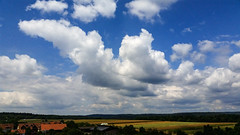 PSX_20160714_130806 Summer sky and clouds (eagle1effi) Tags: sky clouds tbingen s5 waldhausen