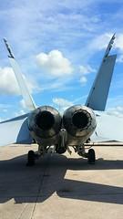 Navy F/A - 18F VX-9 (JetDr757) Tags: fa18f navy vx9 mco