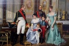 Dans l'antichambre du salon -- (elisabeth D.) Tags: malmaison napolon josphine beauharnais